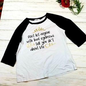 HuHot Tops - 🍨HuHot Graphic T-shirt, Large
